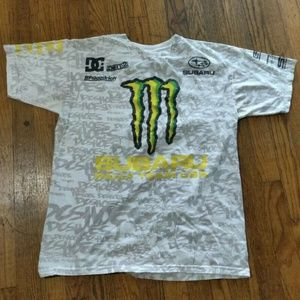 DC Subaru Monster Rally Team USA Ken Block #43 All